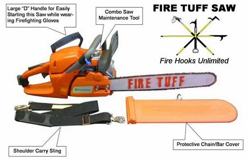 fire tuff saw by fire hooks unlimited 732 280 7737
