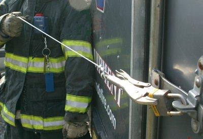 FORCIBLE ENTRY by Fire Hooks Unlimited